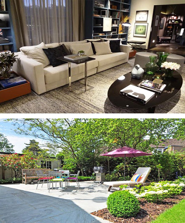 Images of Home Interiors and Exteriors