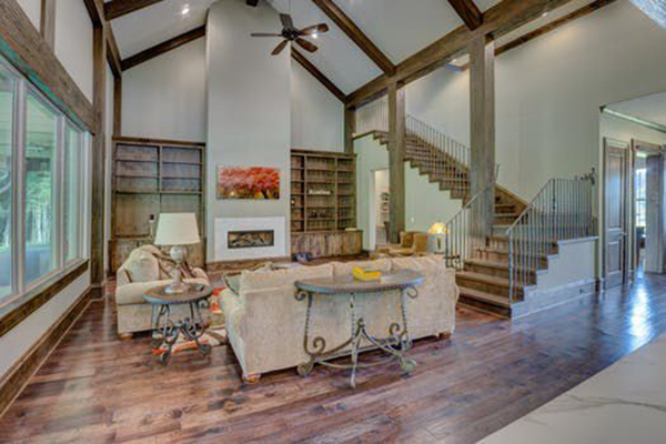 Interior of Home in Houston area